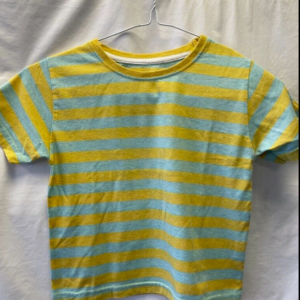 Boys Blue and Yellow T shirt